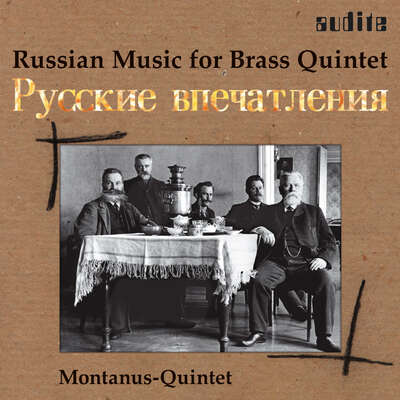 20022 - Russian Brass Music