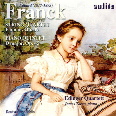 20033 - Eduard Franck: String Quartet and Piano Quintet