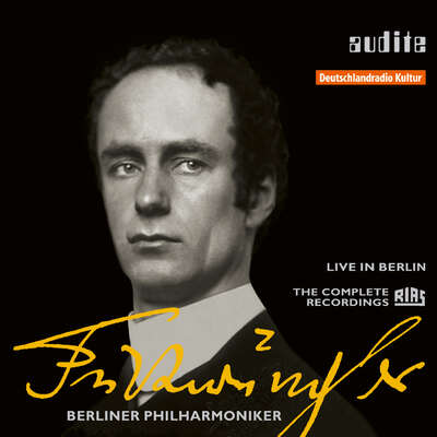 21403 - Edition Wilhelm Furtwängler – The complete RIAS recordings