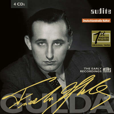 21404 - Edition Friedrich Gulda – The early RIAS recordings