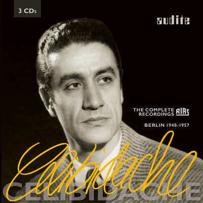 21406 - Edition Sergiu Celibidache | The complete RIAS recordings