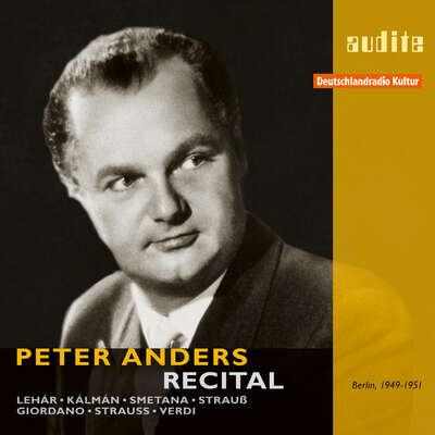 23419 - Peter Anders – Recital