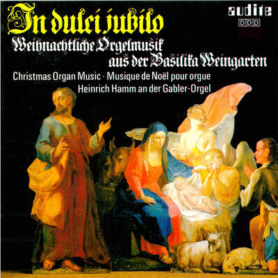 68408 - In Dulci Jubilo - Christmas Organ Music from Weingarten