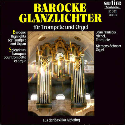 68415 - Baroque Highlights for Trumpet and Organ