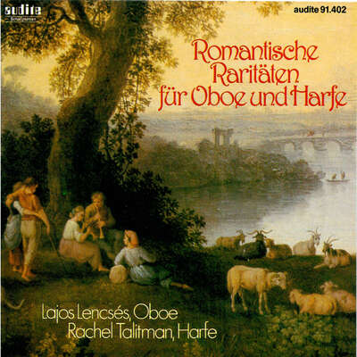 Romantic Rarities for Oboe and Harp