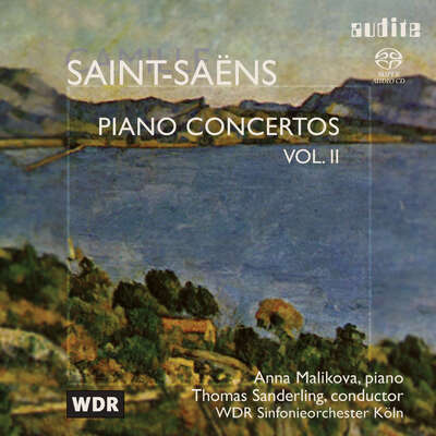 92510 - Piano Concertos Vol. II