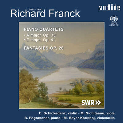 92522 - Piano Quartets & Fantasies