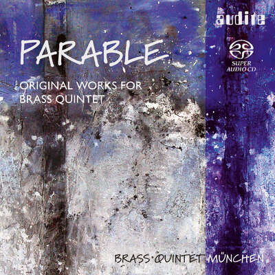92525 - Parable - Original Works for Brass Quintet