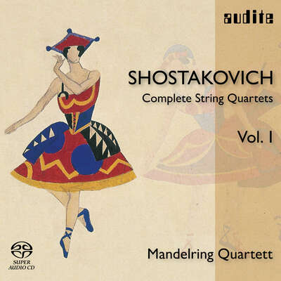 92526 - Complete String Quartets Vol. I