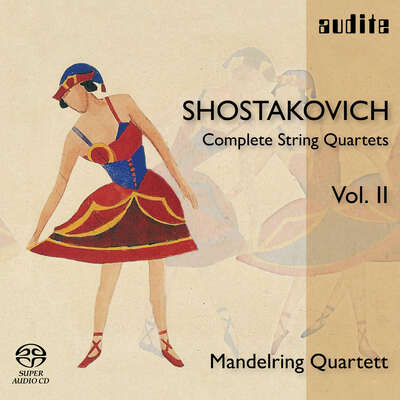 92527 - Complete String Quartets Vol. II