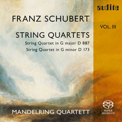 92552 - Franz Schubert: String Quartets Vol. III