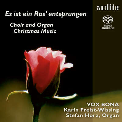 92565 - Es ist ein Ros' entsprungen – Choir and Organ Christmas Music