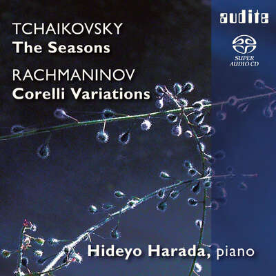 92569 - Pyotr Ilyich Tchaikovsky & Sergei Rachmaninov: The Seasons & Variations on a Theme of Corelli