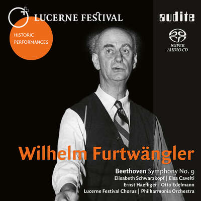 92641 - Wilhelm Furtwängler conducts Beethoven's Symphony No. 9