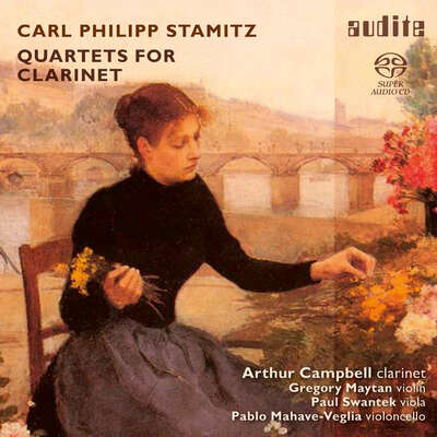 92661 - Quartets for Clarinet