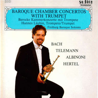 95402 - Baroque Chamber Concertos with Trumpet