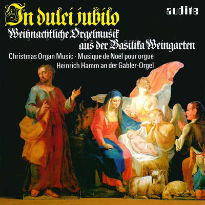 95408 - In Dulci Jubilo - Christmas Organ Music from Weingarten
