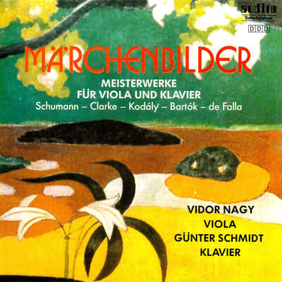 95424 - Fairy Tale Pictures - Masterworks for Viola and Piano
