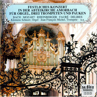95426 - Festive Concert from the Abbey-Church at Armorbach