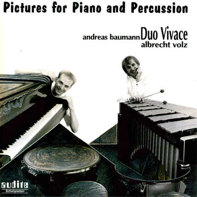 95433 - Pictures for Piano and Percussion