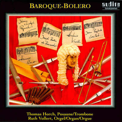 95437 - Baroque-Bolero - Baroque Music for Trombone and Organ