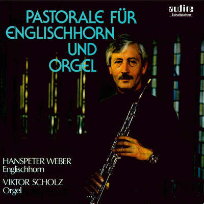 95451 - Pastorale for Englisch Horn and Organ