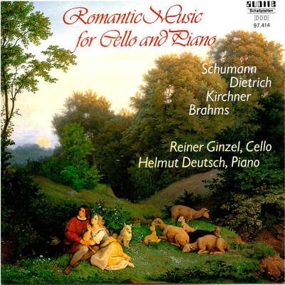 97414 - Romantic Music for Cello and Piano