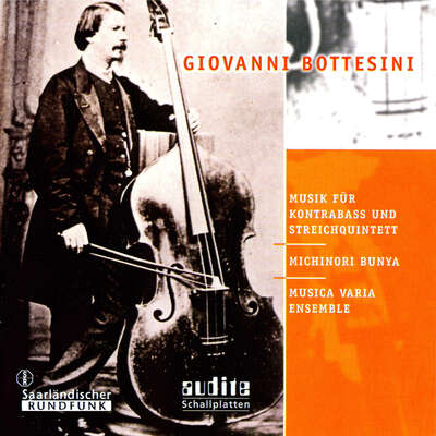 97460 - Music for Double-Bass and String Quintet