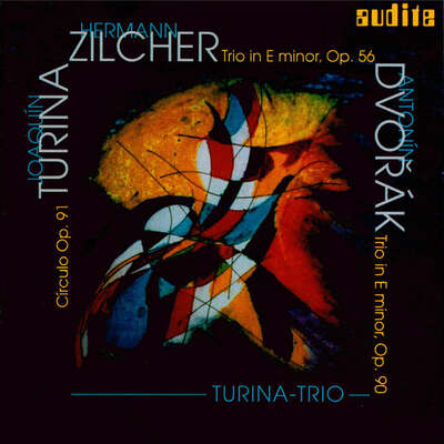 97481 - Piano Trios by Turina, Zilcher and Dvořák