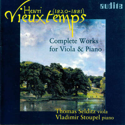 97486 - Complete Works for Viola & Piano