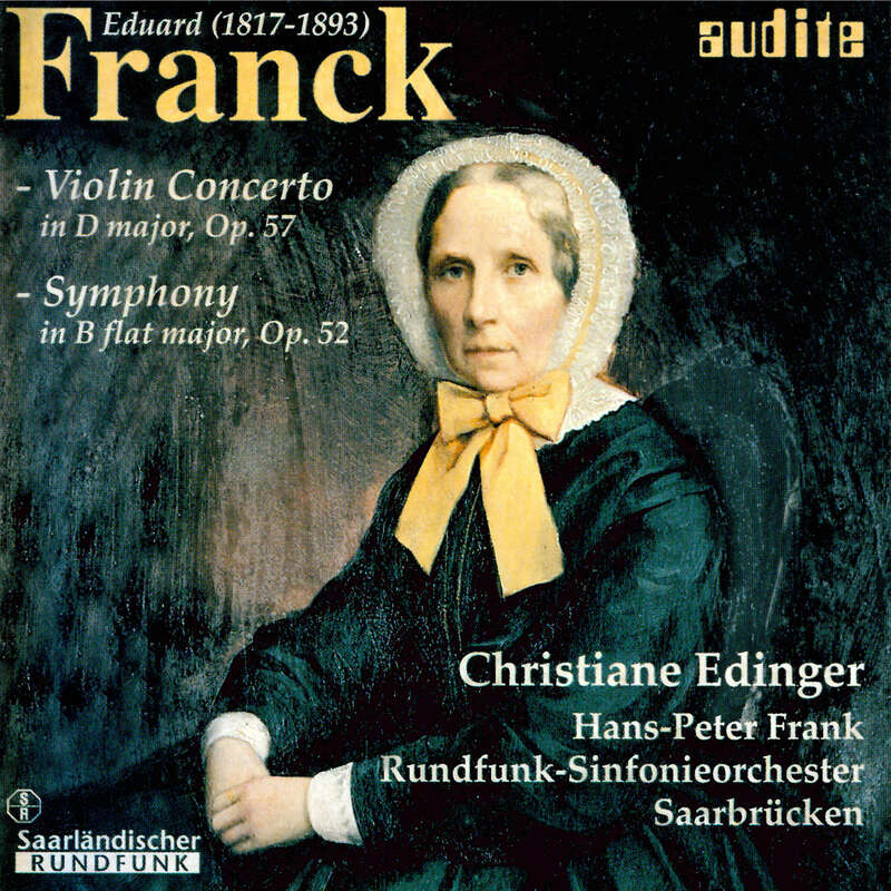 Cover: Eduard Franck: Orchestral Works II