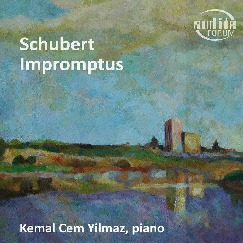 Cover: Franz Schubert: Impromptus D. 935 & D. 899