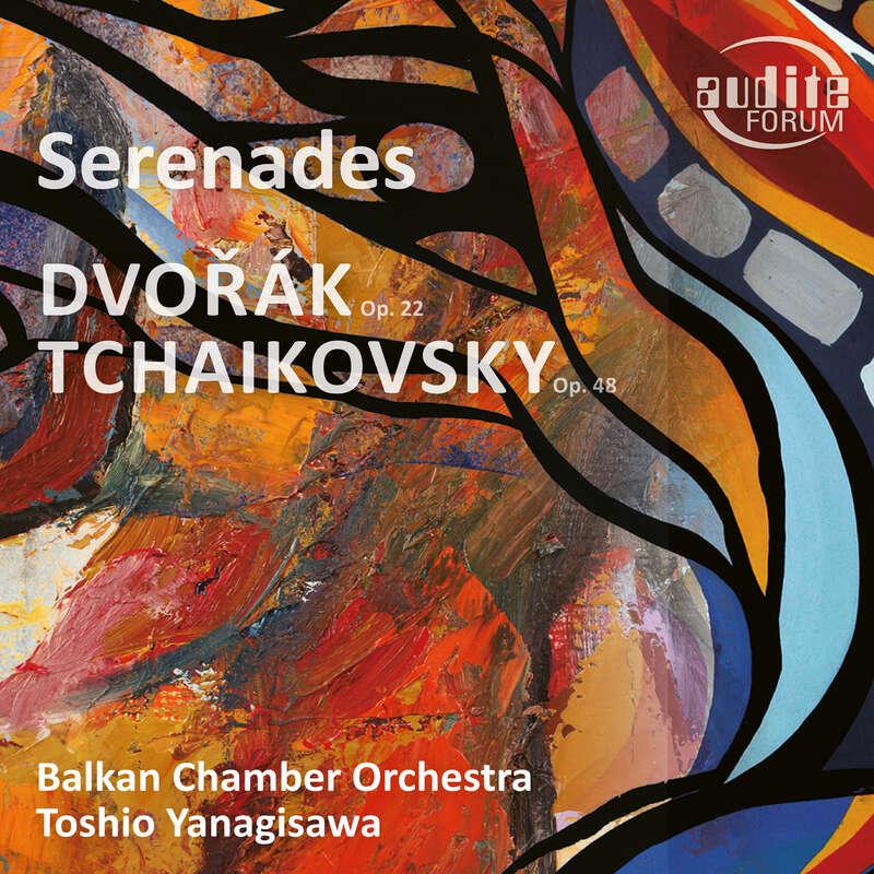Cover: Dvořák & Tchaikovsky: Serenades