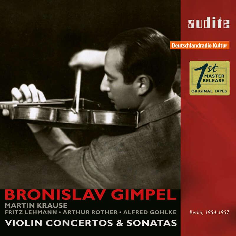 Cover: Portrait Bronislaw Gimpel