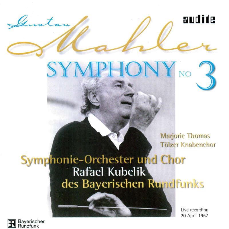Cover: Gustav Mahler: Symphony No. 3
