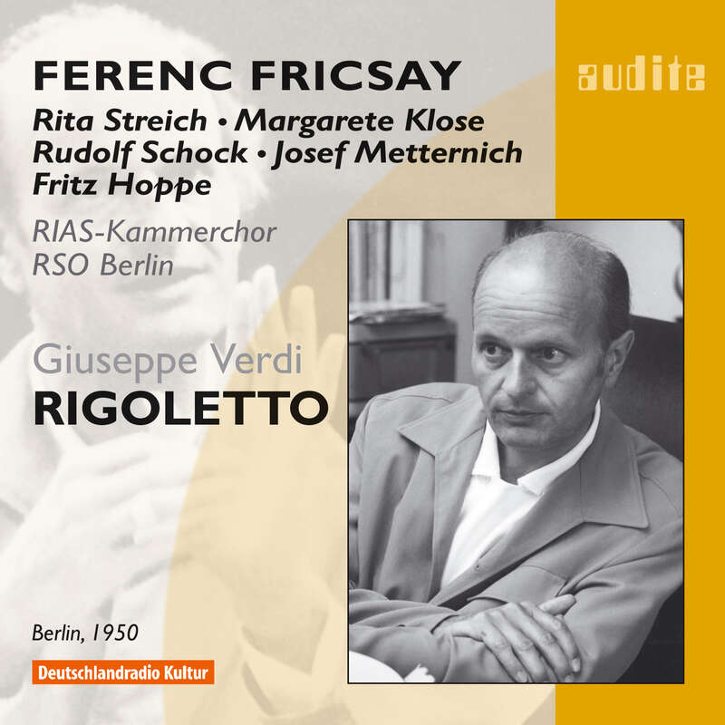 Cover: Giuseppe Verdi: Rigoletto