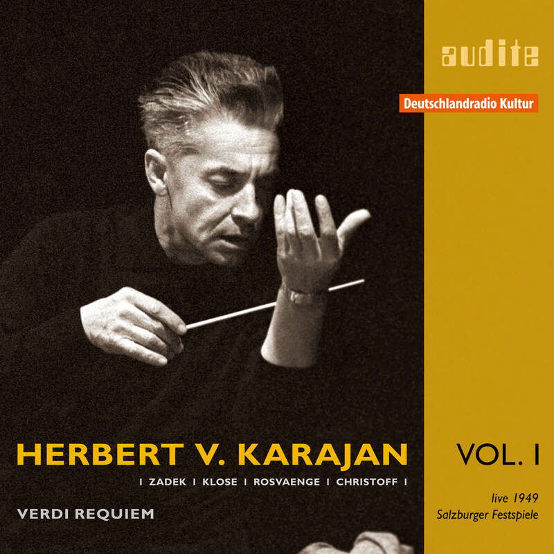 Cover: Edition von Karajan (I) – G. Verdi: Requiem