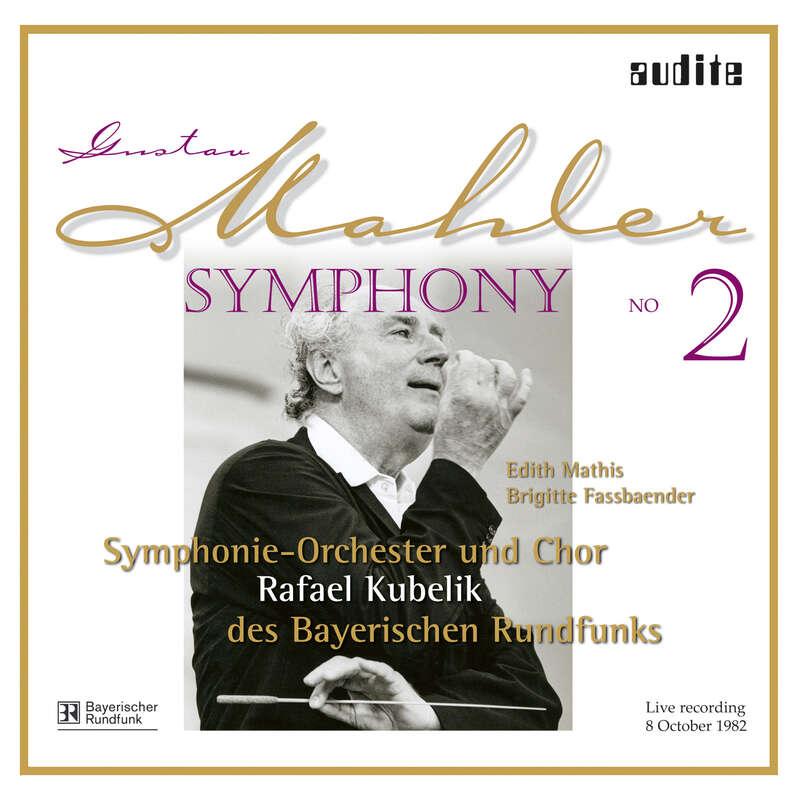 Cover: Gustav Mahler: Symphony No. 2