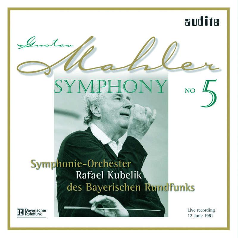 Cover: Gustav Mahler: Symphony No. 5
