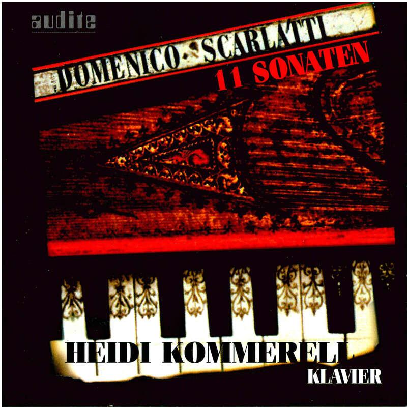 Cover: Domenico Scarlatti: 11 Sonatas