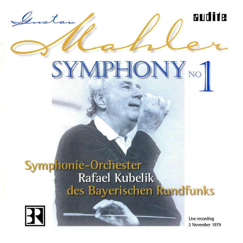 Cover: Gustav Mahler: Symphony No. 1
