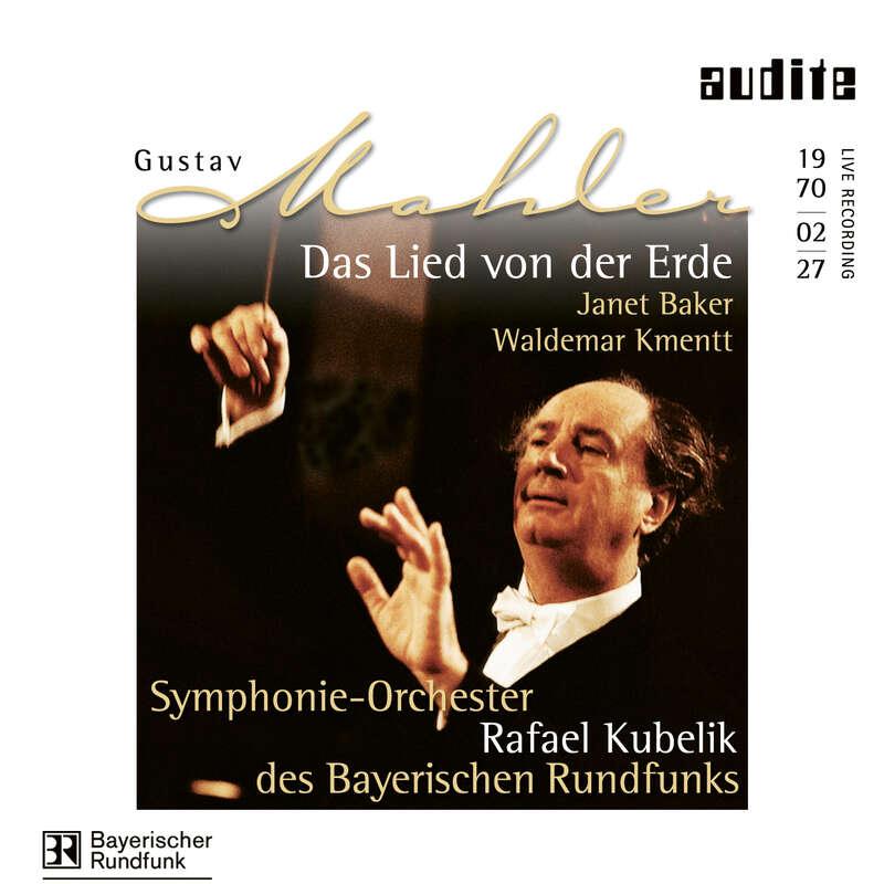 Cover: Gustav Mahler: Das Lied von der Erde
