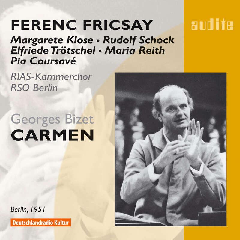 Cover: Georges Bizet: Carmen