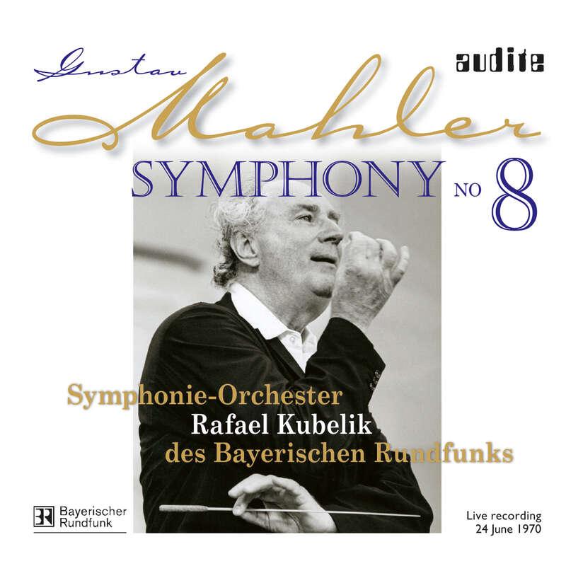 Cover: Gustav Mahler: Symphony No. 8