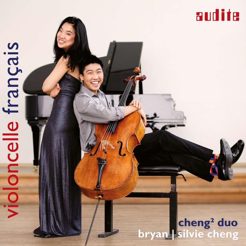 Cover: Violoncelle français