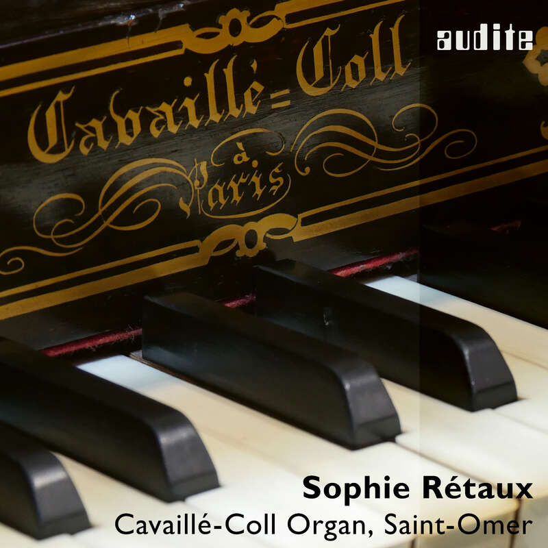 Cover: Metamorphoses for a Cavaillé-Coll Organ – Transcriptions of Russian Music