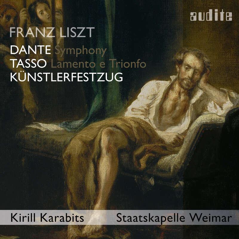 Cover: Franz Liszt: Künstlerfestzug - Tasso - Dante Symphony