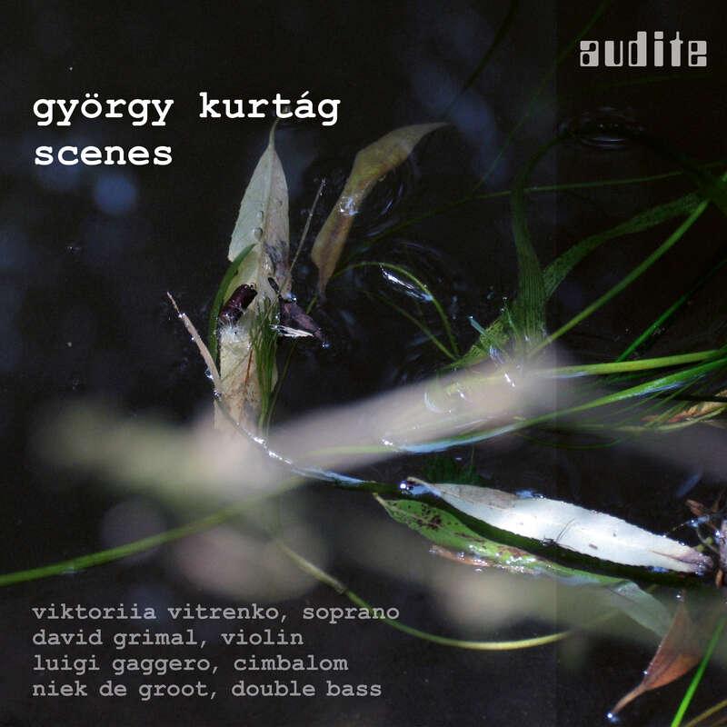 Cover: György Kurtág: Scenes