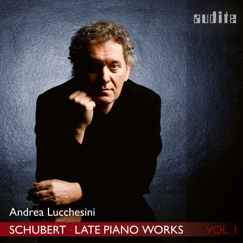 Cover: Franz Schubert: Late Piano Works, Vol. 1