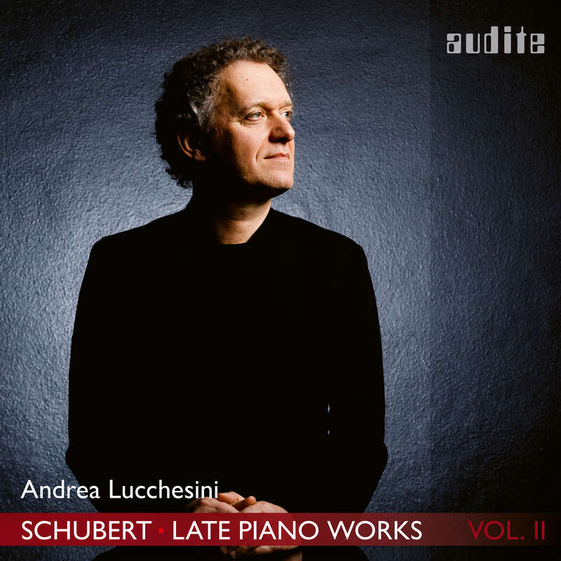 Cover: Franz Schubert: Late Piano Works, Vol. 2